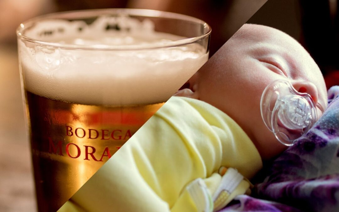 Alcohol & Breastfeeding: New Year's for New Moms