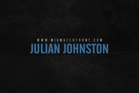 Welcome To My Channel | Julian Johnston