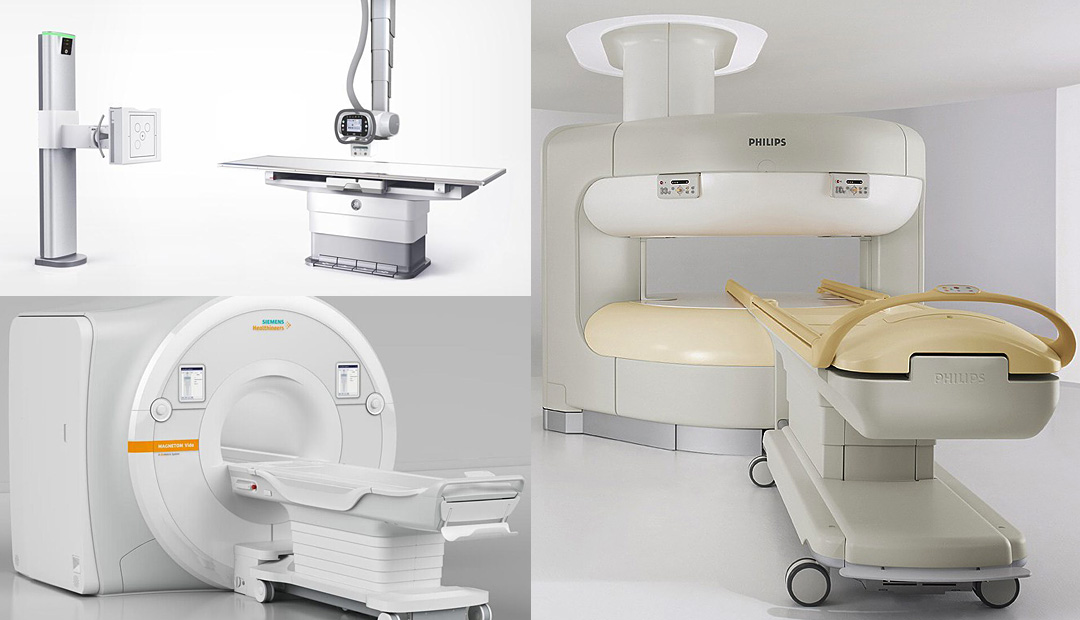Pre-owned Radiology Equipment