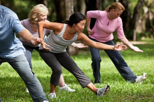 tai chi and other exercise is important in relieving migraines