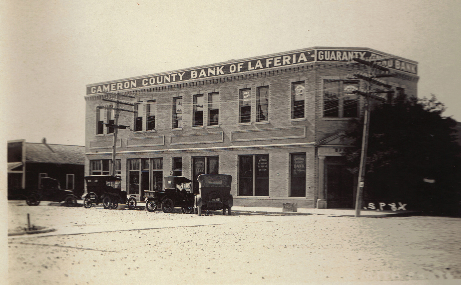 The-Old-Bank-In-Texas