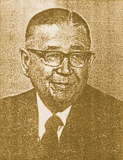Clyde E. Vail, celebrated coach, teacher and superintendent, was a native of Fort Scott, Kansas and moved to La Feria in 1931.