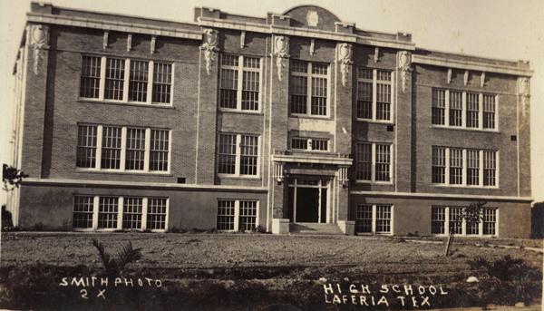 La Feria High School circa 1930's