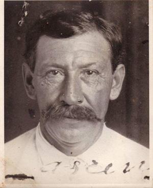 Ascencion Longoria (1886-1932) is the son of Anastacio Longoria and his wife Julia Ponce.Anastacio Longoria (1842-1922) was a son of Juan Miguel Longoria and  Juan Miguel's second wife Silveria Ruiz. Photo: Classic Family Photos Facebook Community page