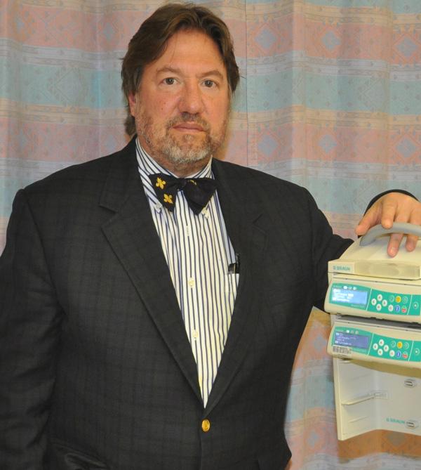 Dr. Mark Morales, Cardiovascular Surgeon