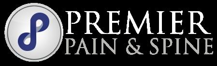 Premier Pain and Spine White Logo New 2020