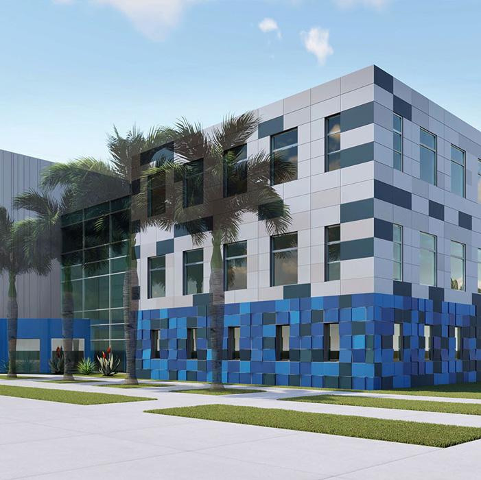 Benton Building