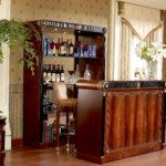 E10 bar set    table, 62.2x20.1x43.3, cabinet, 60.6x18.1x78.3, chair ,14.6x18.9x40.9