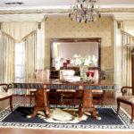 E10 long dining table  87x47x30 , 98x48x31, 71x41x31
