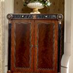 E10 shoes cabinet 40 x 17 x 47.25