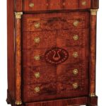OP-853-R   Cabinet with drawers.       L37.4xW19.7xH49.6
