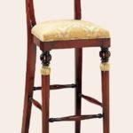 OP-620-R Bar Chair L17.3xW18.9xH43.1