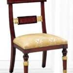 OP-720-2-R Dining Chair    L22.4xW24xH39.4