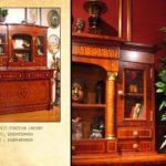 OP-856-1 Multi Function Cabinet   L53.1xW18.9xH33.5