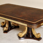 """D11 DINING TABLE 98 ½""""L x 49""""W x 31""""H"""