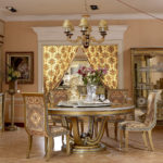 E16-Round Dining Table 59diax30.7H 70.8diax30.7H E13-Arm Chair 23.2W*27.5D*41.1H E13-Dining Chair 20W*25.5D*41.1H