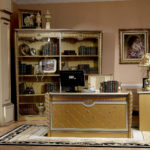 E16 study room  E16- Writing Desk 74.8Wx35.4Dx30.7H E16 Small Writing Desk 59Wx27.5Dx29.9H E16-Table Lamp 16.1diax28.7H