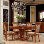 E29 Round Dining Table
