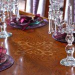 E38 dining room detail