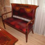 3002 2-Seater Chair    W48.4D23.6H43.3