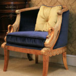 LV-923 WOODEN ARM CHAIR (28.7LxW26xH32)