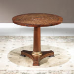 OP-633  Round Coffee Table    35.4xH29.5