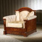 OP-690-1   Single Sofa(Fabric)  L44.1xW38.6xH39.4