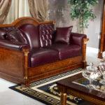OP-690-3   3-Seat Sofa(Leather) L85xW38.6xH39.4    OP-690-2   2-Seat Sofa(Leather) L69.3xW38.6xH39.4  OP-690-1   Single Sofa(Leather)  L44.1xW38.6xH39.4