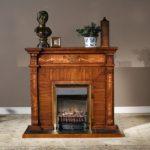 OP-972  Fireplace      L47.6xW13.8xH42.5