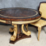 """D11 ROUND TABLE 70.8"""" x 30.7or59"""" x 30.7"""""""