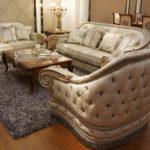 SB55 sofa in Ivory  1 seat sofa 42.51 x 44.88 x 38.97 / 2 seat sofa 65.74x 44.88 x37.00 / 3 seat sofa 88.97 x 44.88 x 37