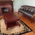 LV-923 Sofa and   LV-632 Rectangular Coffee table