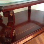 LV-634 Corner Table