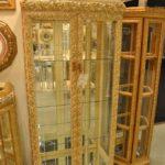FINV600 Matte Gold 82x42xh180