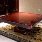 E68 Square coffee table  47.24 x 47.24 x 20.47