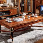 """E69 long coffee table 59.1 L x 35.4 W x 18.9"""" H"""