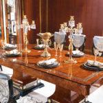 E69 long dining table  94.5 x 47.2 x 30