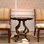 E-10 Dining Chair  side chair  20.5 x 25.6 x 38.6 arm chair  22.8 x 25.6 x 38.6