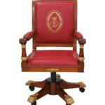 OP-521-R Office Chair L24.4xW23.6xH44.5
