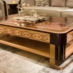 E72 long coffee table-24Wx24Dx21.5H