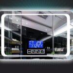 "VAB700 LED Mirror 27.6""x23.6""x0.2"""