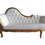 """INF-KW01 Chaise Lounge Left 72.83"""" W x 29.53"""" D x 45.28"""" H"""