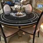 Casamassima Round Dining Table 63x63x31.49