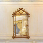 "FON-739 Framed Mirror 32.68""Wx2.17""Dx56.1""H"