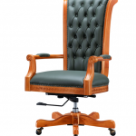 "HO-265 Executive Chair 27.17"" W x 28.35"" D 51.57"" H"