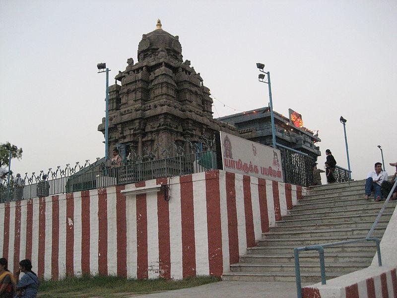 Uttara Swami Malai Temple in Delhi