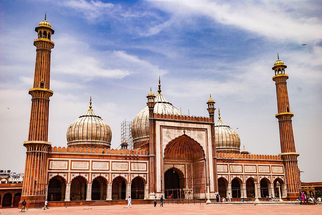 Masjid-i Jahan Numa JAMA MASJID Delhi