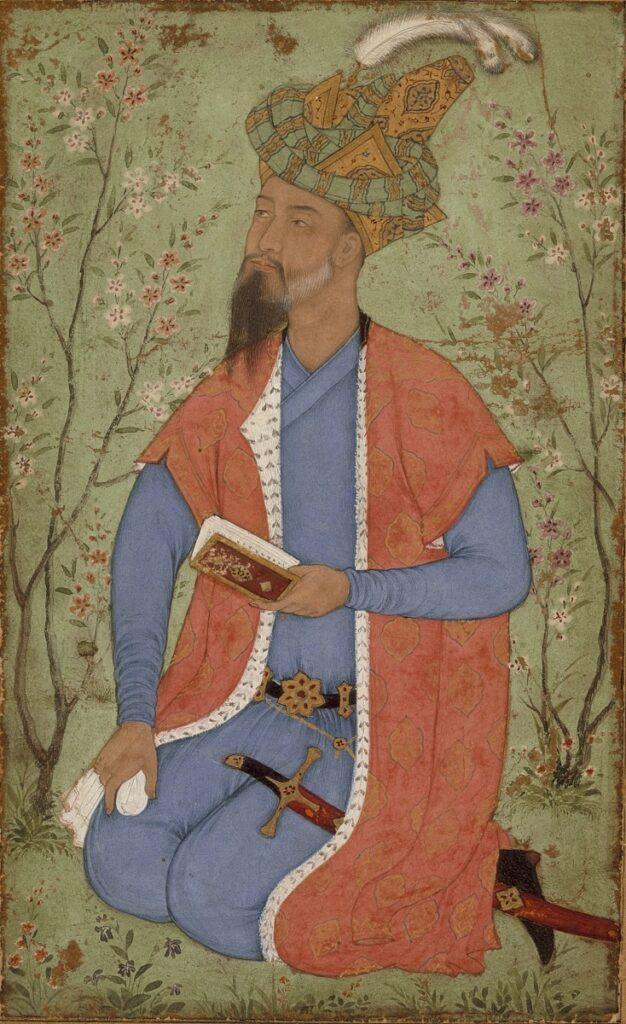 Hindal Mirza son of Babur