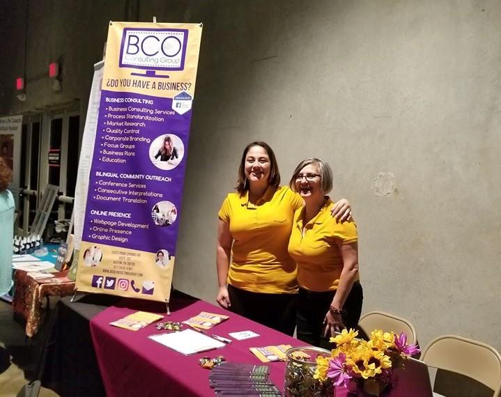 BCO Consulting Group participó con su mesa y como patrocinador en Celebrating Success 2018