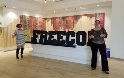 Larissa Davila is a speaker at #FREECON2018